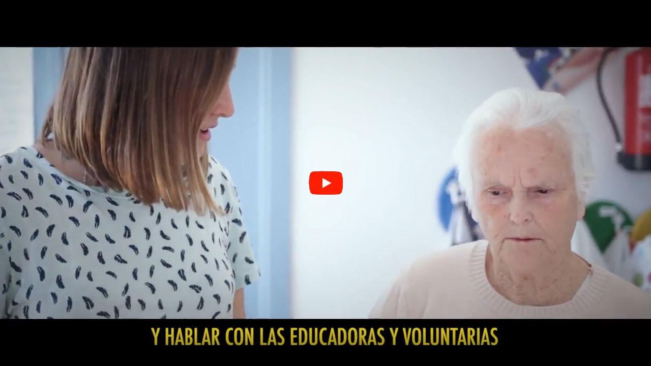 Hogar de Tardes Mamá Margarita carátula Caridad